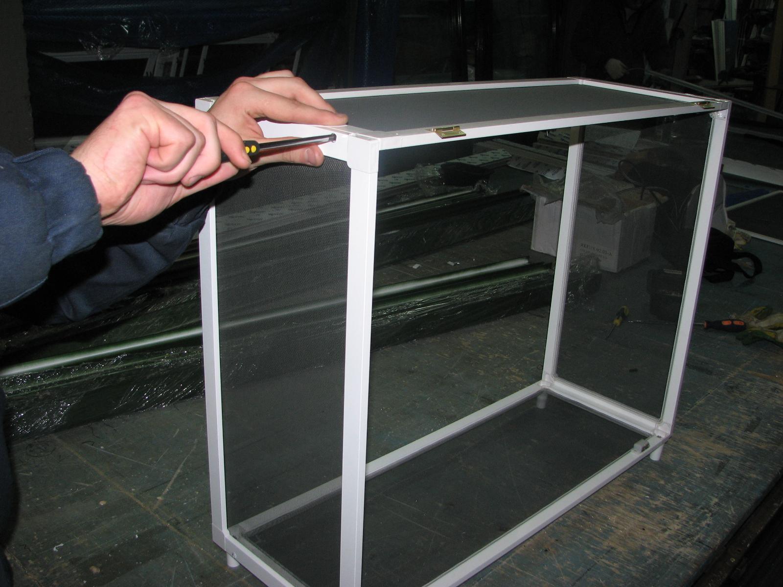 Ящик для сушки рыбы фото 3