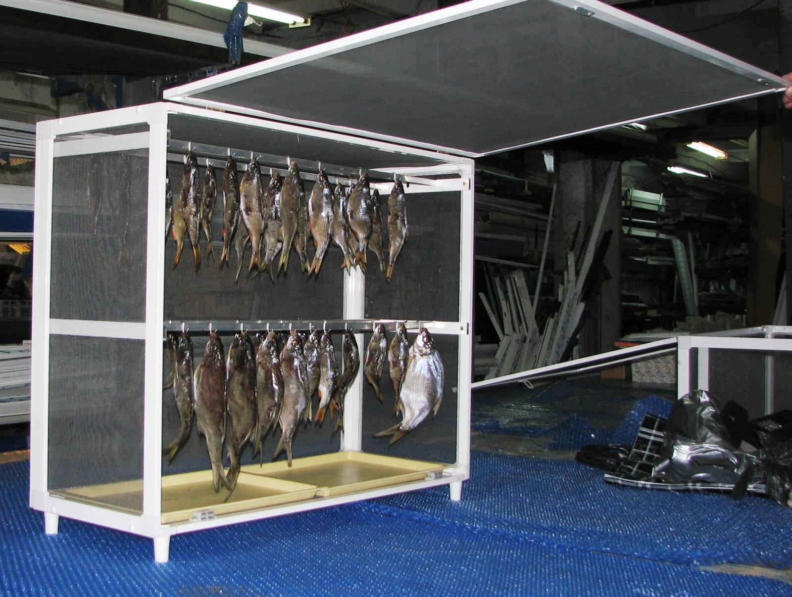 Купить в москве сушилку для рыбы
