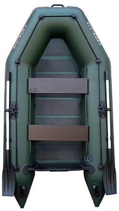 """Выбор надувной лодки для рыбалки - лодка """"Колибри"""""""