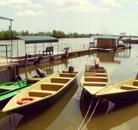 База отдыха на волге Волга-Каспий 2009